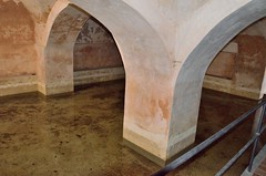 2016 04 28 224 Jerez de la Frontera (Mark Baker, photoboxgallery.com/markbaker) Tags: 2016 andalucia april baker eu europe frontera jerez mark spain alczar cistern city day dela european outdoor photo photograph picsmark spring union urban water