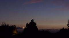 Coucher de lune-3 (mkepto) Tags: sunset lanscape coucherdelune nuit moon