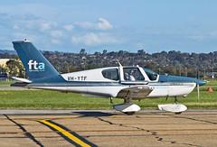 0809 (dannytanner804) Tags: owner flight training adelaide aircraft socata tb10 tobago reg vhytf cn 1406 parafield airport sa australia airportcodeyppf date692016