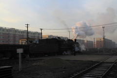I_B_IMG_9124 (florian_grupp) Tags: asia china steam train railway railroad fuxin liaoning sy coal mine 282 mikado steamlocomotive locomotive