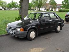 1990 Ford Escort 1.3 Bonus 90