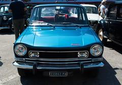 Simca 1301 Special (1971) (maximilian91) Tags: italy italia liguria oldcars vintagecars simca frenchcars montoggio simca1301