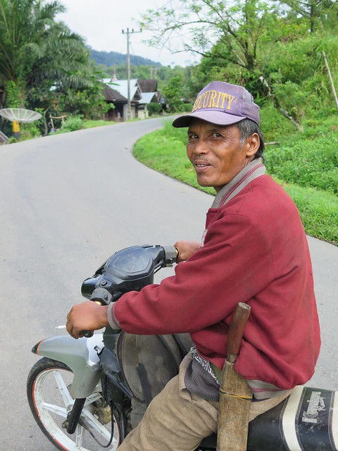 Rodamundos: Sumatra, una pequegna vuelta en una gran isla.