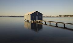 Boat Shead - May Morning Magic