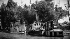 Post Apocalyptic Dreams (The eclectic Oneironaut) Tags: travel water canon river boats eos europe ship post delta viajes romania ro danube rumania apocalyptic 6d 2014 danubio apocalipsis tulcea rumana 500px postapocalptico ifttt