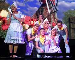 Boulevard Newcastle  - A Windmill in Old Amsterdam (Ermintrude73) Tags: amsterdam drag stage performance clogs performer femaleimpersonator alittlemousewithclogson bettylegsdiamond awindmillinoldamsterdam boulevardnewcastle candyelliott wwwboulevardnewcastlecouk copenhagen1801ltd