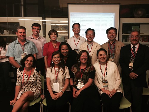 Regional Networks and SCWS - Congreso RedPOP Medellín, Colombia 2015