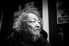 Tokyo people (MT...) Tags: street leica portrait blackandwhite bw monochrome tokyo  asph   summiluxm  f1435mm mmonochrom leicamm