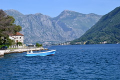 Morska pesma (ArheoTamara) Tags: sea more adriatic montenegro jadran perast boka kotorska