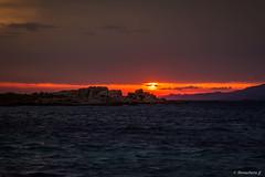 Un soir  la Tonnara-003 (bonacherajf) Tags: sunset corse corsica ile plage coucherdesoleil tonnara