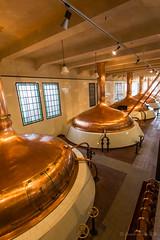 Old brew house, Pilsner Urquell Brewery (NettyA) Tags: travel europe tour pilsen brewery czechrepublic plzen bohemia pilsner urquell 2013