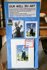 Holgate Windmill art display, May 2015 (1)