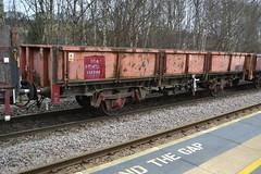OCA 112346 - Chesterfield (dwb transport photos) Tags: wagon chesterfield oca 112346