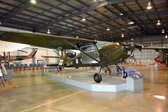DSC_0906 (LoxPix2) Tags: clouds vintage landscape airport aircraft australia queensland nomad caribou oakey loxpix australianarmyflyingmuseum