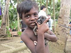 Ati Bestfriends (jt_delafuente) Tags: forest puppy friendship native philippines tribal jungle cebu tribe bestfriends indigenous philippine