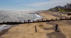 From Southwold Pier (SamKirk9) Tags: beach suffolk seaside southwold seasideresort southwoldpier suffolkcoast