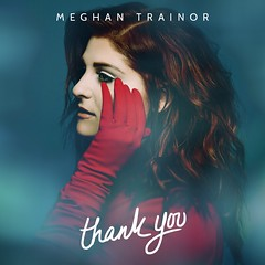 Meghan Trainor - Thank You (Stan Brooks Designs) Tags: blue red green design graphicdesign artwork graphics thankyou meghan you album thank cover albumcover graphicdesigner trainor meghantrainor albumartwork