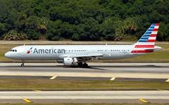 American - N188US - A321-211 (Charlie Carroll) Tags: tampa florida tampainternationalairport ktpa