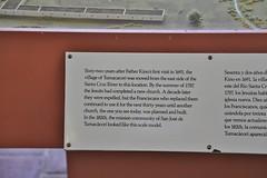 0U1A6602 Tumacacori NHP (colinLmiller) Tags: arizona sign nps nationalparkservice spanishmission doi 2016 nhp interpretivesign unitedstatesdepartmentoftheinterior tumacacorinationalhistoricalpark