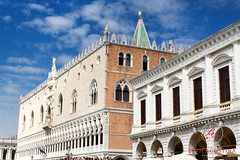 2202 (Bethie Inthesky) Tags: venice italy history architecture gothic palace doge