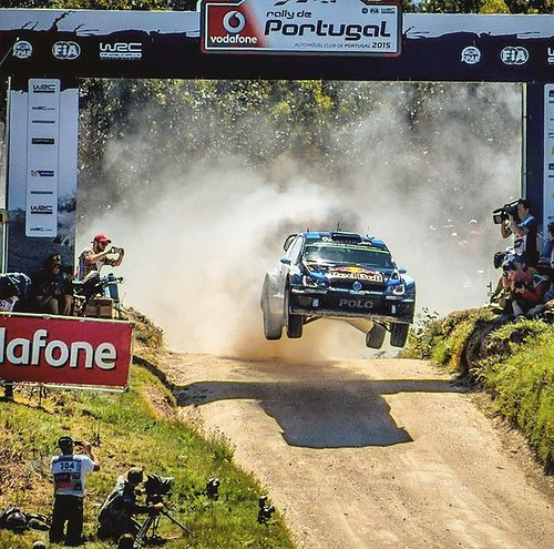 Another kind of photo. #rallydeportugal #ohshit