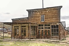 Bodie Hotel (Photo_Engineer) Tags: ca usa nature insects ghosttown bodie park3