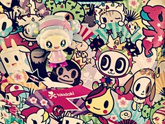 Friday Smiles Woo hoo YAY! (Lawdeda ) Tags: new cute love pattern sassy smiles yay it woo purse tamagotchi and friday hoo woot superfan tokidoki so kiraritchi