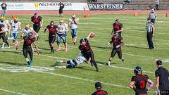 GFL-2016-Panther-9915.jpg (sgh-fotos) Tags: football nfl bowl german panthers sack dsseldorf touchdown defence invaders hildesheim dline fumble gfl amarican quaterback oline interception ofence
