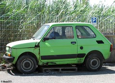 Fiat 126 (Alessio3373) Tags: abandoned rust decay neglected rusty forgotten rusted scrap abandonment corrosion decayed corroded 126 ruggine rustycars unloved unused scrapped abandonedcars fiat126 scrappedcars forgottencars