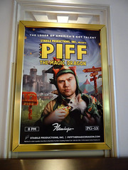 Puff The Magic Dragon poster (Phil Guest) Tags: lasvegas nevada piff