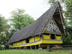 "This is a traditional ""Bai"" house. Decades ago this house where used as meeting houses for village communitys!"