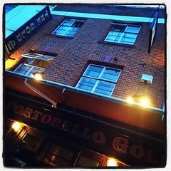 my best place to stay in London (Elena Dotti) Tags: london square lofi squareformat nottinghill portobelloroad mylondon portobellogold thegold iphoneography instagramapp uploaded:by=instagram