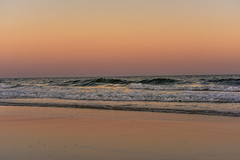 The Longer Wave Lengths (armand.gerstenberger) Tags: ifttt 500px long beach new york coast coastline east sun sunset pastels ocean water pink orange blue waves nikon d810 armand gerstenberger