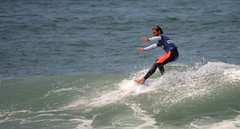 WSL Longboard Pro Surf Competition - Gaia, Portugal (sweetpeapolly2012) Tags: sea water surf waves surfer surfing surfboard longboard pro surfmachine longboarders longboarder prosurf