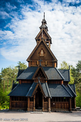 Gol Stave Church, Norwegian Museum of Cultural History, Oslo, Norway (PapaPiper) Tags: oslo norway europe stavechurch