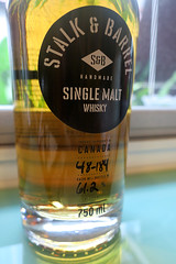 Cask 48, Bottle 184 (Androided) Tags: canada canon whisky singlemalt canoneos5dmarkii stalkbarrel