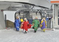Sternsingen_Hinterstoder19 (Katholische Jungschar sterreichs) Tags: schnee sonne sternsingen sternsinger oesterreich oberoesterreich skifahrer hinterstoder ooe heiligedreiknige hss sternsingerin