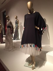 """Tul, tul, la novia ir de tul"""" (c) Yolanda Morales #moda @FomentoCulturAC #artesanias #fotografa #indumentaria #MuseodeIturbide (YOLANDA MORALES) Tags: artesanias moda fotografa indumentaria"""