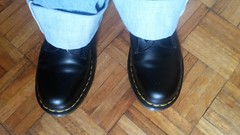 20160703_125053 (rugby#9) Tags: original black feet yellow boot shoe hole boots 10 lace dr air 7 indoor icon wear size jeans footwear levi stitching comfort sole doc levis cushion soles dm docs eyelets drmartens bouncing airwair docmartens 501 martens dms 501s 1490 cushioned wair levi501s 10hole doctormarten yellowstitching