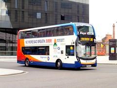 Stagecoach 10566 - SN16 OTB (North West Transport Photos) Tags: bus liverpool mmc pierhead stagecoach enviro adl 10566 e400 alexanderdennis mannisland enviro400 e40d stagecoachmerseyside stagecoachmerseysideandsouthlancashire enviro400mmc e400mmc sn16otb