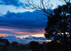 2015_04_27 (Anna Gurule) Tags: sunset sky newmexico santafe colors clouds evening skies eldorado 365 nm 365days 365daysproject eldoradoatsantafe annaortizgurule artedgy annagurule