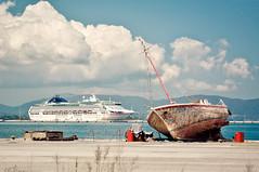 somewhere in Adriatic (imagefactory-studio) Tags: po cruises