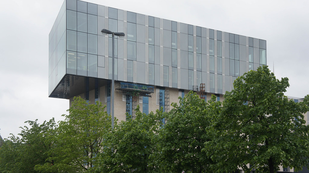 BLOCK B ULSTER UNIVERSITY BELFAST CAMPUS [ MAY 2015] REF -104782