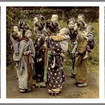 KIDS and their COLORISTS in OLD JAPAN thumbnail