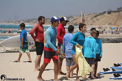 IMG_8749 (Streamer -  ) Tags: ocean sea people green beach nature students ecology up israel movement garbage sunday north group young cleanup clean teen shore bags  nonprofit streamer  initiative enviornment    ashkelon          ashqelon   volonteers      hofit