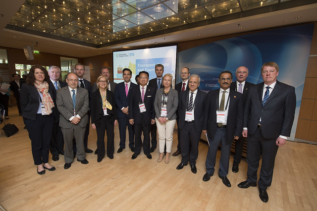 The Ministers' Roundtable attendees