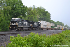 NS 8388 GE D8-40CW (21A) (Trucks, Buses, & Trains by granitefan713) Tags: train ns ge pitl dash8 generalelectric freighttrain norfolksouthern mainline c408w pittsburghline d840cw nspittsburghline