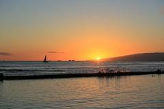 05022016_003_ (ALOHA de HAWAII) Tags: hawaii oahu waikikisunset