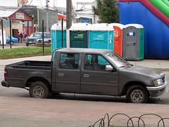 Chevrolet Luv 2.3 LS Premier Crew Cab 1998 (RL GNZLZ) Tags: chevrolet pickup luv 1998 23 ls camionetas isuzu 2300 crewcab luvpremier