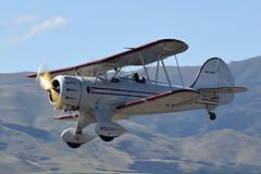 Waco (GJC1) Tags: saturday wanaka warbird airdisplay warbirdsoverwanaka gjc1 wanakaairport geoffcollins